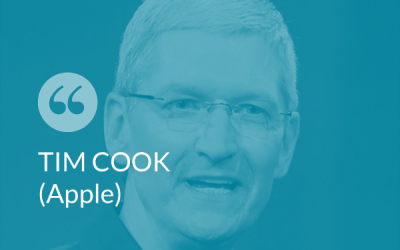 #SmartThinking – Tim Cook (APPLE)