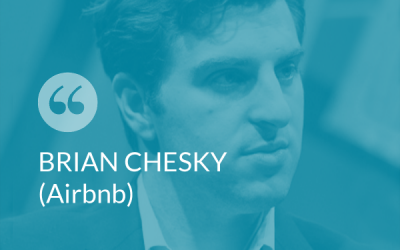 #SmartThinking – Brian Chesky (AIRBNB)