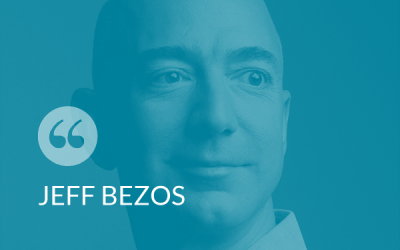 #SmartThinking – Jeff Bezos (AMAZON)