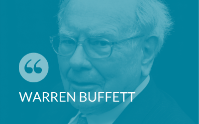 #SmartThinking – Warren Buffett