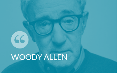 #SmartThinking – Woody Allen