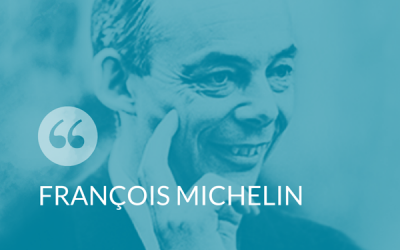 #SmartThinking – François Michelin